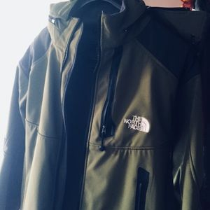 North Face Jacket, Summit Series